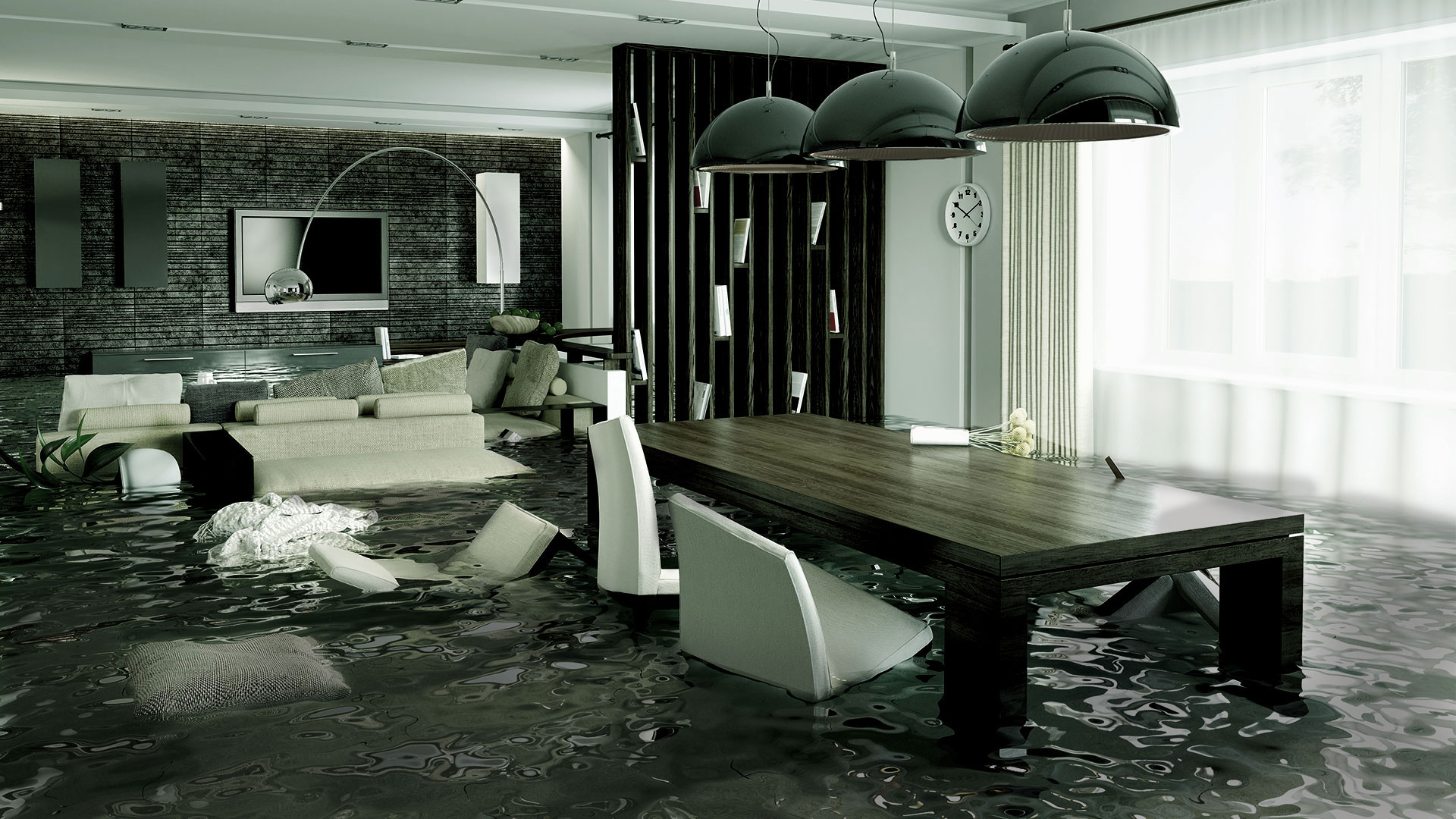 FLOOD RESTORATION SERVICES!!!